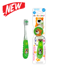 Toothbrush Kids Timer 3-6  (green)