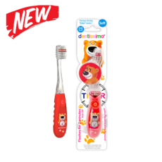 Toothbrush Kids Timer 3-6  (red)