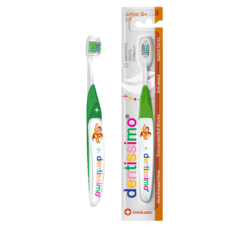 Toothbrush Junior 6+ (green)