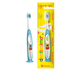 Toothbrush Kids 2-6 (light blue)