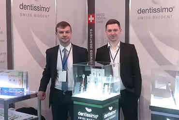 Dentissimo at the Ukrainian Dental Forum